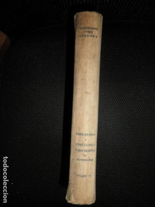 Libros antiguos: pasteleria confiteria y panaderia de j , bruger editor - Foto 3 - 147364818