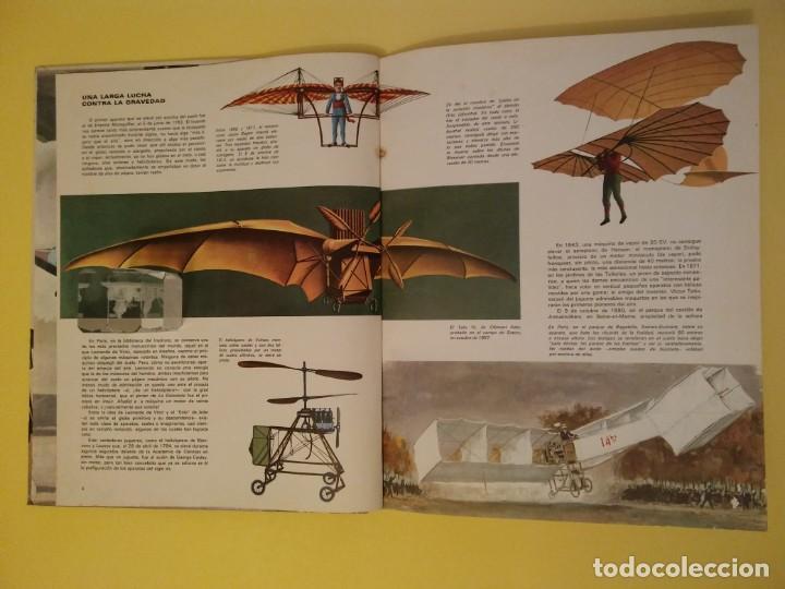 Libros antiguos: Aviones de hoy-Año1971-PLAZA JANES-editorial - Foto 4 - 147482314