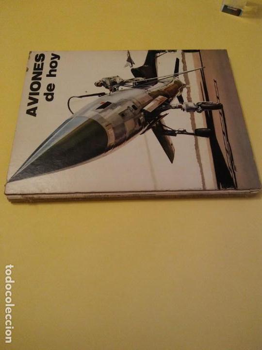Libros antiguos: Aviones de hoy-Año1971-PLAZA JANES-editorial - Foto 5 - 147482314
