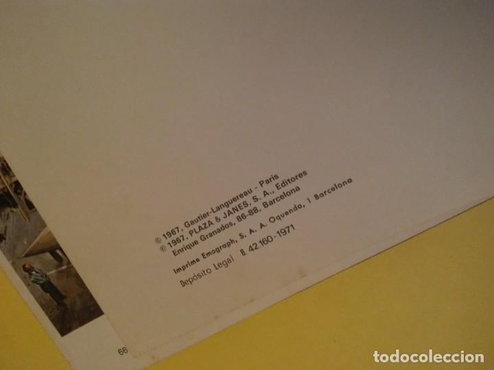 Libros antiguos: Aviones de hoy-Año1971-PLAZA JANES-editorial - Foto 6 - 147482314
