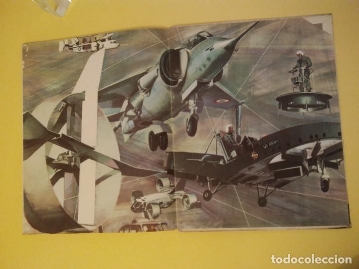 Libros antiguos: Aviones de hoy-Año1971-PLAZA JANES-editorial - Foto 7 - 147482314
