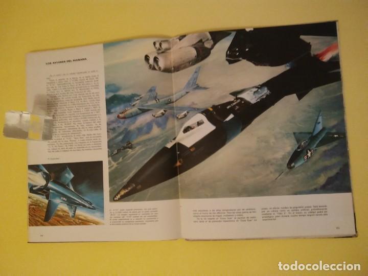 Libros antiguos: Aviones de hoy-Año1971-PLAZA JANES-editorial - Foto 9 - 147482314