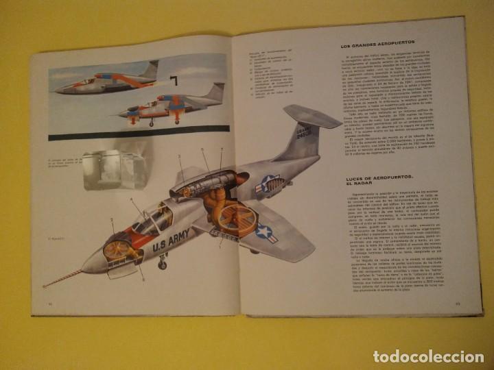 Libros antiguos: Aviones de hoy-Año1971-PLAZA JANES-editorial - Foto 10 - 147482314