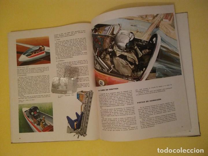 Libros antiguos: Aviones de hoy-Año1971-PLAZA JANES-editorial - Foto 11 - 147482314