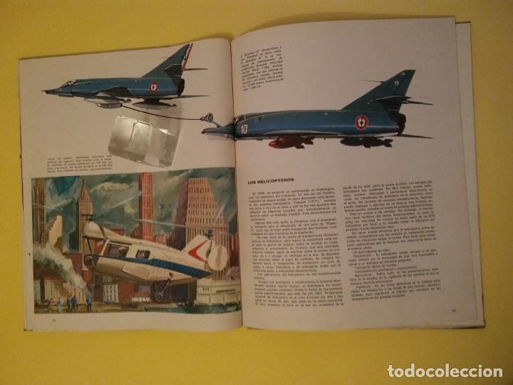 Libros antiguos: Aviones de hoy-Año1971-PLAZA JANES-editorial - Foto 14 - 147482314