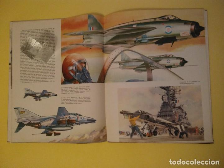 Libros antiguos: Aviones de hoy-Año1971-PLAZA JANES-editorial - Foto 16 - 147482314