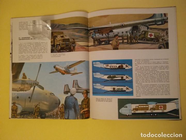 Libros antiguos: Aviones de hoy-Año1971-PLAZA JANES-editorial - Foto 17 - 147482314