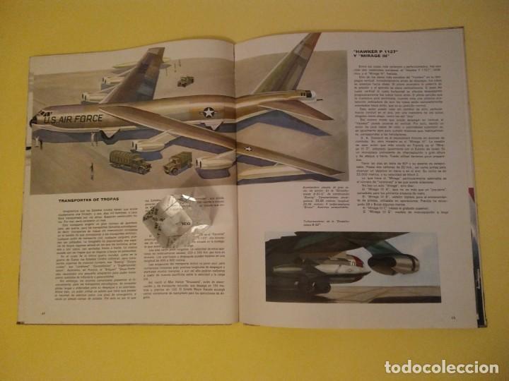 Libros antiguos: Aviones de hoy-Año1971-PLAZA JANES-editorial - Foto 19 - 147482314