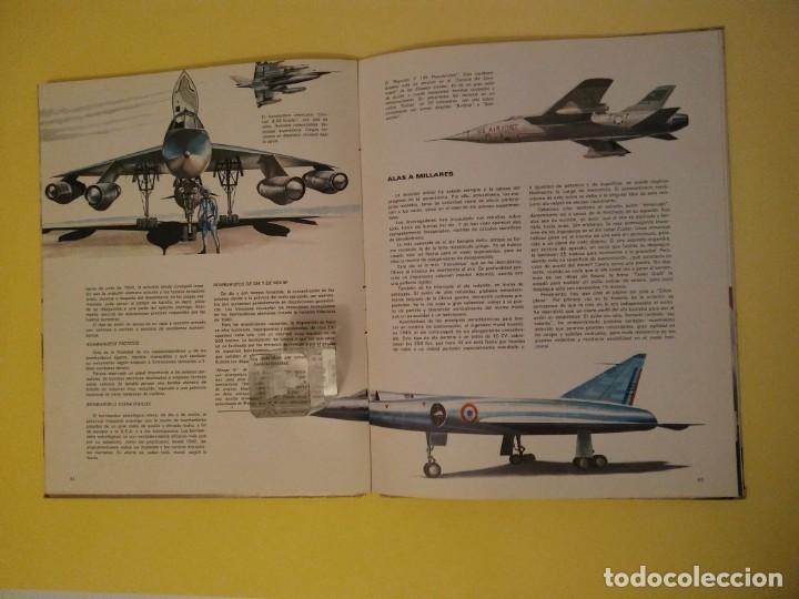 Libros antiguos: Aviones de hoy-Año1971-PLAZA JANES-editorial - Foto 20 - 147482314