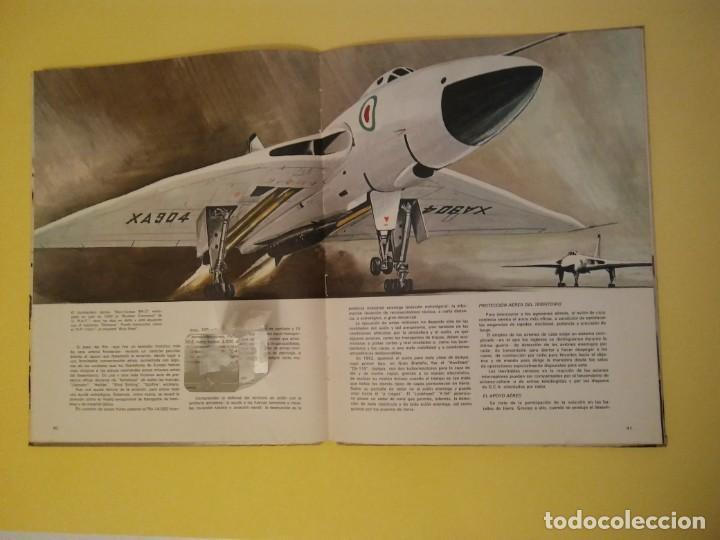 Libros antiguos: Aviones de hoy-Año1971-PLAZA JANES-editorial - Foto 21 - 147482314