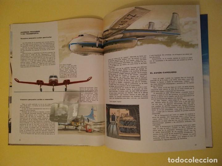 Libros antiguos: Aviones de hoy-Año1971-PLAZA JANES-editorial - Foto 23 - 147482314