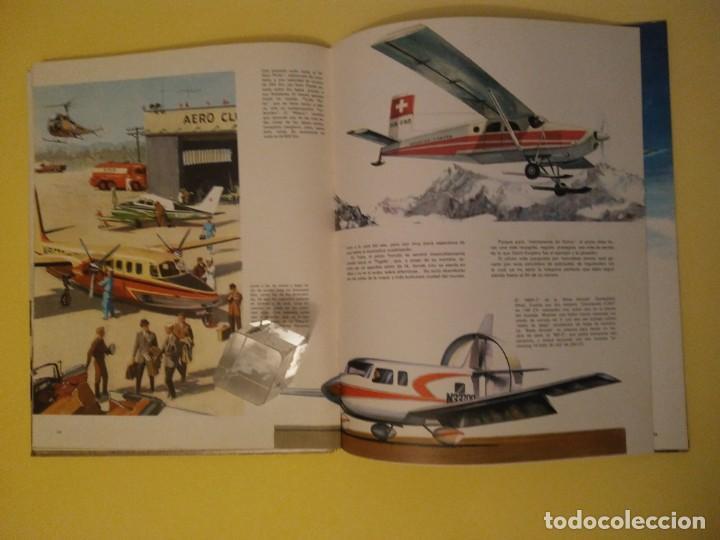 Libros antiguos: Aviones de hoy-Año1971-PLAZA JANES-editorial - Foto 24 - 147482314