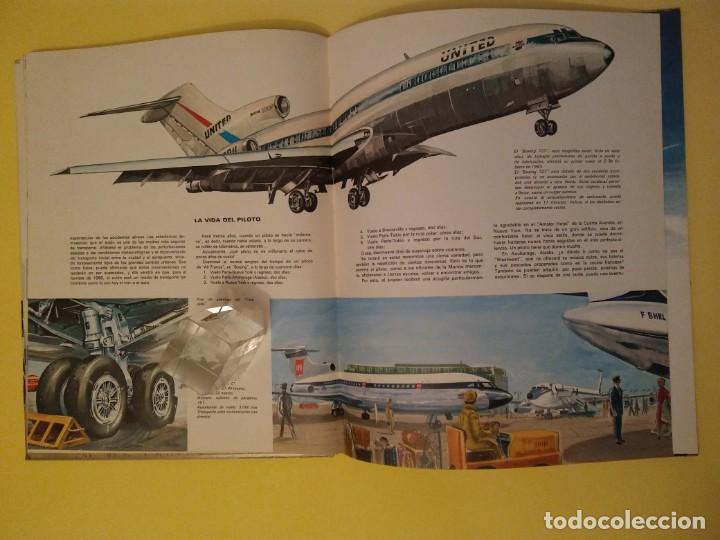 Libros antiguos: Aviones de hoy-Año1971-PLAZA JANES-editorial - Foto 25 - 147482314