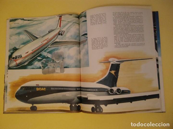 Libros antiguos: Aviones de hoy-Año1971-PLAZA JANES-editorial - Foto 27 - 147482314
