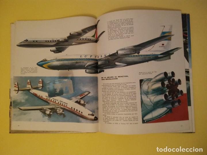 Libros antiguos: Aviones de hoy-Año1971-PLAZA JANES-editorial - Foto 28 - 147482314