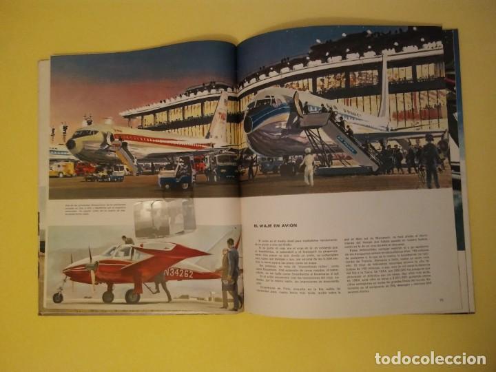 Libros antiguos: Aviones de hoy-Año1971-PLAZA JANES-editorial - Foto 29 - 147482314