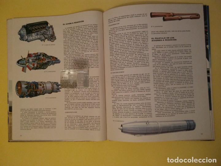 Libros antiguos: Aviones de hoy-Año1971-PLAZA JANES-editorial - Foto 30 - 147482314
