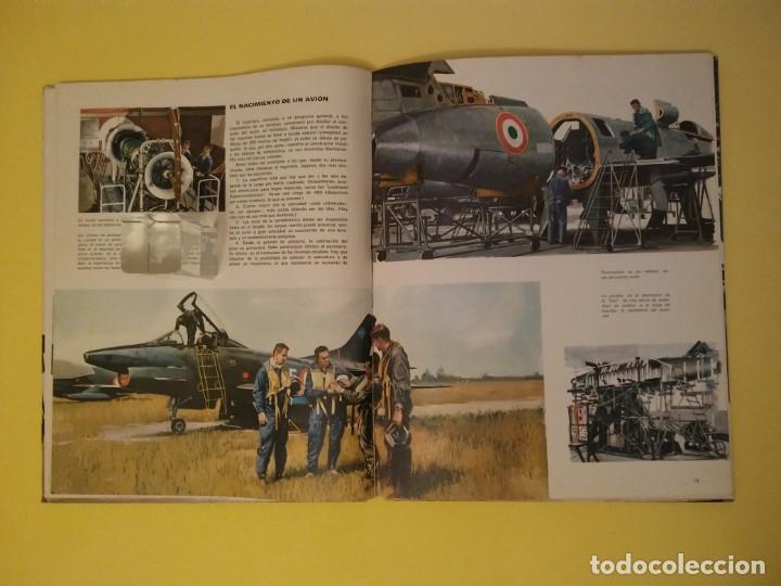 Libros antiguos: Aviones de hoy-Año1971-PLAZA JANES-editorial - Foto 32 - 147482314