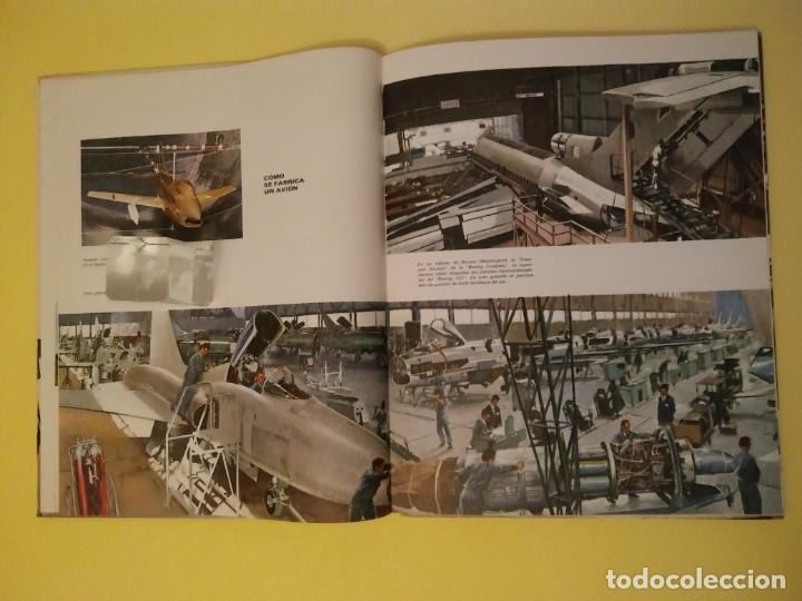 Libros antiguos: Aviones de hoy-Año1971-PLAZA JANES-editorial - Foto 33 - 147482314