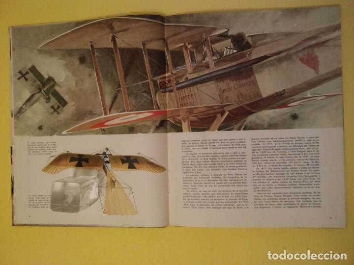 Libros antiguos: Aviones de hoy-Año1971-PLAZA JANES-editorial - Foto 36 - 147482314