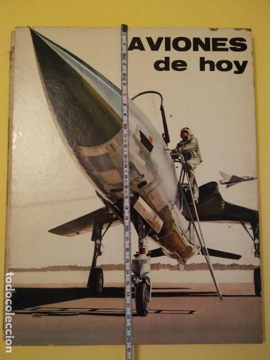 AVIONES DE HOY-AÑO1971-PLAZA JANES-EDITORIAL (Libros Antiguos, Raros y Curiosos - Literatura Infantil y Juvenil - Otros)