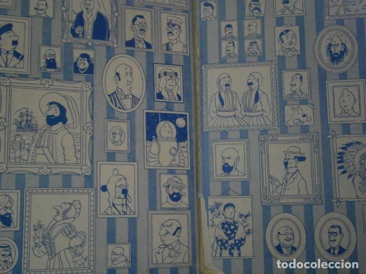 Libros antiguos: LAS AVENTURAS DE TINTIN ..LES BIJOUX DE LA CASTAFIORIORE (CASTERMAN 1946,1970 AND1974) - Foto 10 - 147491298