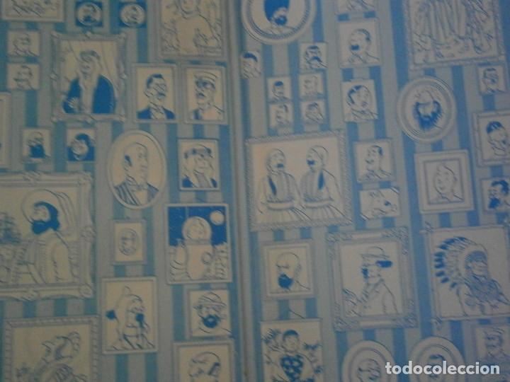 Libros antiguos: LAS AVENTURAS DE TINTIN -LES CIGARES DU PHARAON (CASTERMAN 1955) - Foto 10 - 147491826