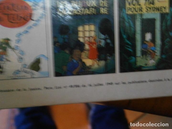 Libros antiguos: LAS AVENTURAS DE TINTIN -LES CIGARES DU PHARAON (CASTERMAN 1955) - Foto 11 - 147491826