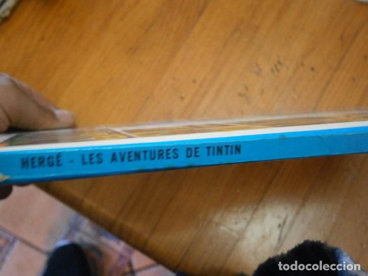 Libros antiguos: LAS AVENTURAS DE TINTIN -LES CIGARES DU PHARAON (CASTERMAN 1955) - Foto 13 - 147491826