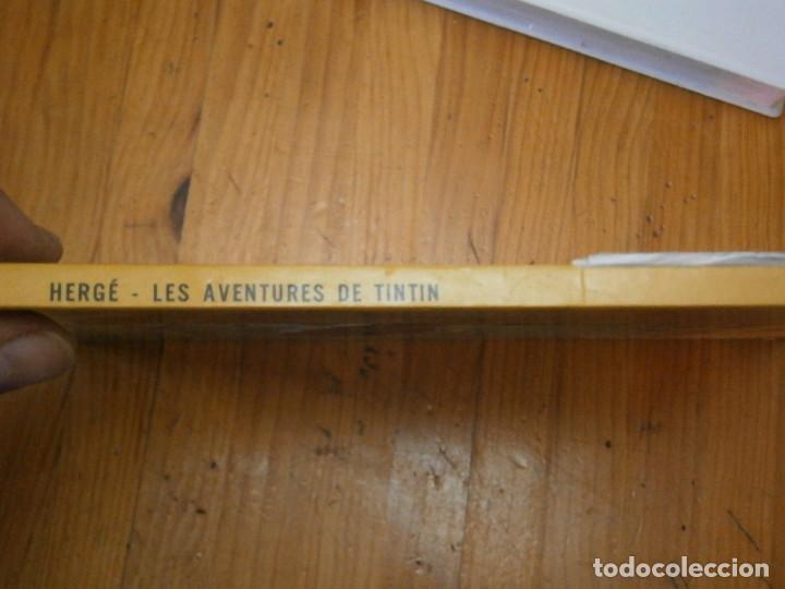 Libros antiguos: HERGE-LES AVENTURES DE TINTIN ..LE TRESOR DE RACKHAM LE ROUGE (CASTERMAN 1987) - Foto 3 - 147494074