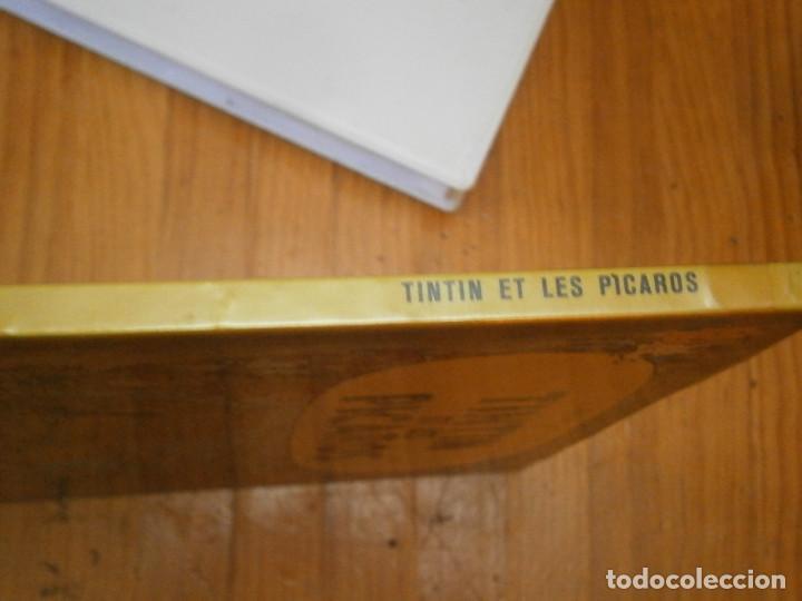 Libros antiguos: HERGE-TINTIN ET LES PICAROS (CASTERMAN 1976) - Foto 4 - 147494642