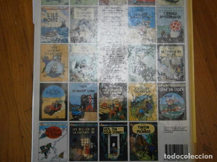 Libros antiguos: HERGE-TINTIN ET LES PICAROS (CASTERMAN 1976) - Foto 6 - 147494642