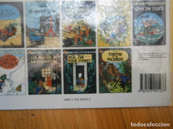 Libros antiguos: HERGE-TINTIN ET LES PICAROS (CASTERMAN 1976) - Foto 7 - 147494642