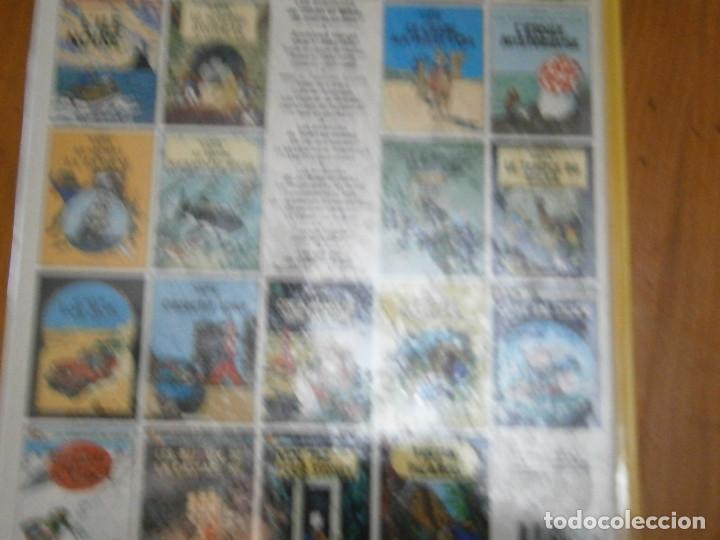 Libros antiguos: HERGE-TINTIN ET LES PICAROS (CASTERMAN 1976) - Foto 13 - 147494642