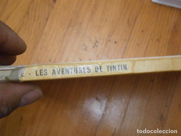 Libros antiguos: HERGE-LES AVENTURE DE TINTIN..OBJETICTIF LUNE (CASTERMAN ) - Foto 5 - 147495134
