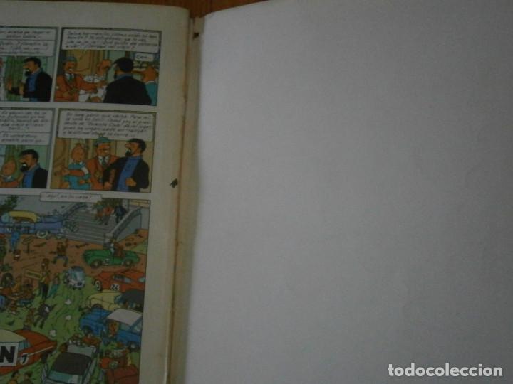 Libros antiguos: HERGE-LAS AVENTURAS DE TINTIN STOCK DE COQUE ..JUVENTUD..CASTERMAN 1981 - Foto 10 - 147495618