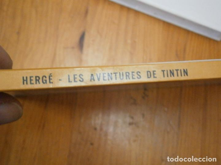 Libros antiguos: LES AVENTURES DE TINTIN-TINTIN AU PAYS DE LOR NOIR (CASTERMAN 1950) - Foto 5 - 147496206