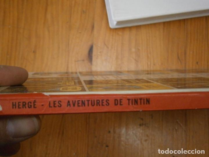 Libros antiguos: HERGE-LES AVENTURES DE TINTIN..TINTIN AU CONGO (CASTERMAN 1970) - Foto 7 - 147497066