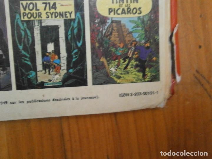 Libros antiguos: HERGE-LES AVENTURES DE TINTIN..TINTIN AU CONGO (CASTERMAN 1970) - Foto 10 - 147497066