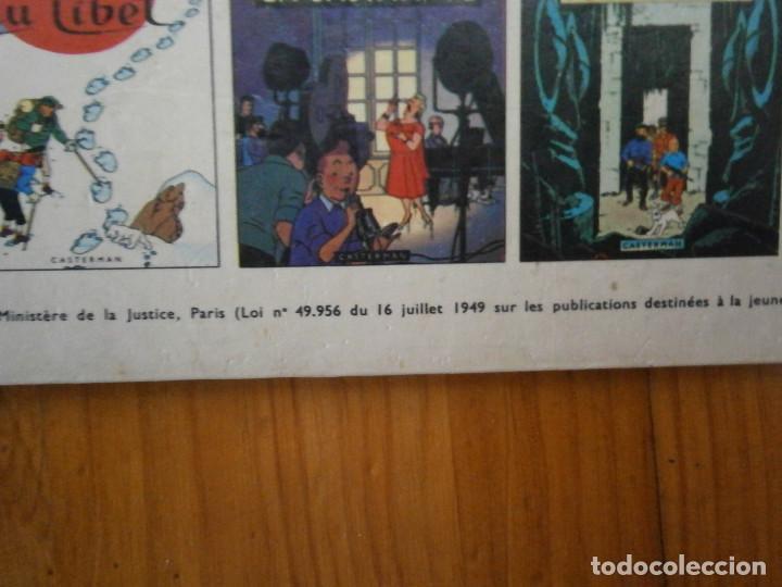 Libros antiguos: HERGE-LES AVENTURES DE TINTIN..TINTIN AU CONGO (CASTERMAN 1970) - Foto 15 - 147497066