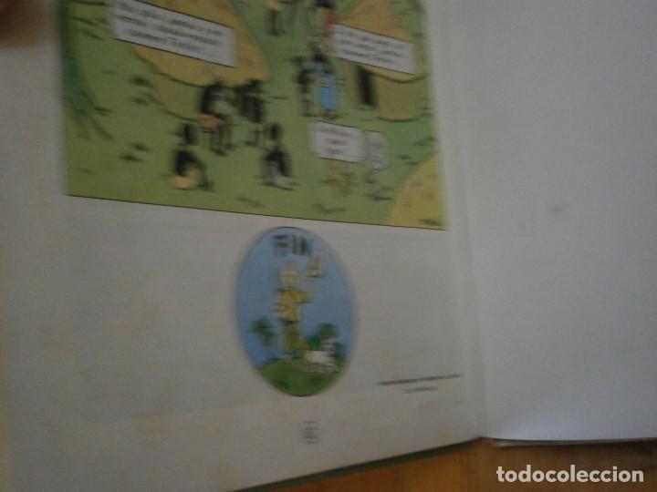 Libros antiguos: HERGE-LES AVENTURES DE TINTIN..TINTIN AU CONGO (CASTERMAN 1970) - Foto 28 - 147497066