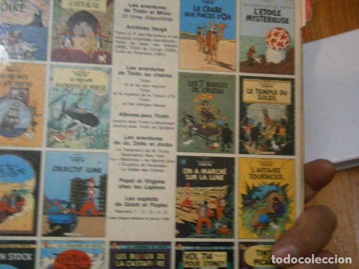 Libros antiguos: HERGE-LES AVENTURES DE TINTIN..TINTIN AU CONGO (CASTERMAN 1970) - Foto 29 - 147497066