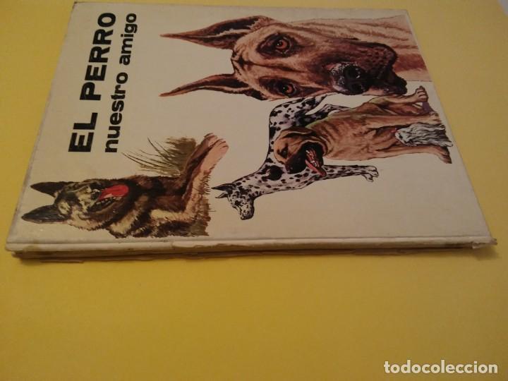 Libros antiguos: El perro nuestro amigo-Año1972-PLAZA JANES-editorial - Foto 3 - 147540694
