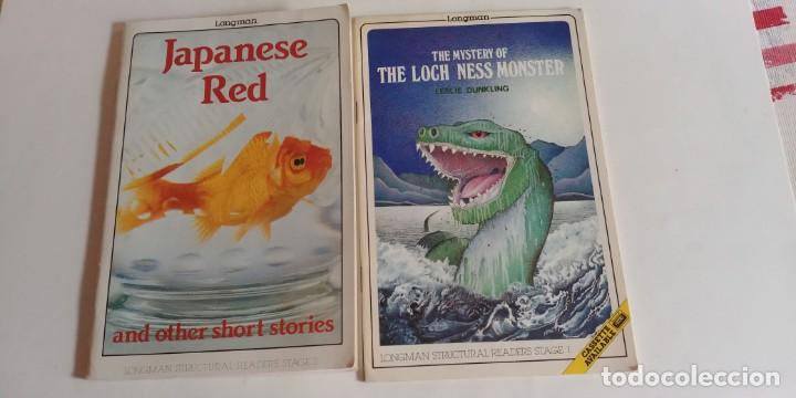 JAPANESE RED AND OTHER SHORT STORIES - THE MYSTERY OF THE LOCH NESS MONSTER- 1987-88 (Libros Antiguos, Raros y Curiosos - Otros Idiomas)