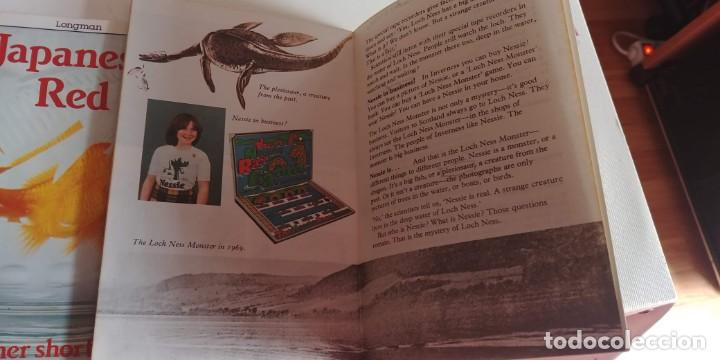 Libros antiguos: Japanese Red And Other Short Stories - The mystery of the Loch Ness monster- 1987-88 - Foto 2 - 147614294