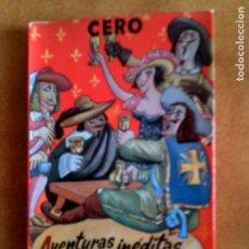 Libros antiguos: LIBRO DEL CLUB DE LA SONRISA AVENTURAS INEDITAS DEL CABALLERO . Lote 147687794