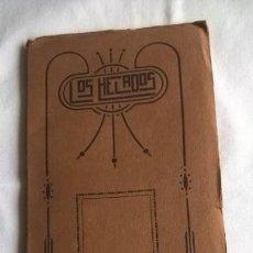 Libros antiguos: LOS HELADOS POR IGNACIO DOMENECH.1916. GUÍA PRÁCTICA, 85 RECETAS. Lote 147700062