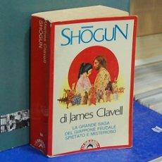 Libros antiguos: LMV - SHÓGHUN. JAMES CLAVELL - TEXTO EN ITALIANO. Lote 147726430