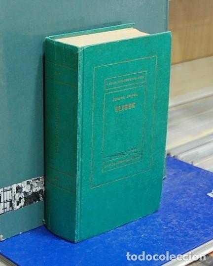 LMV - ULISSE. JAMES JOYCE - TEXTO EN ITALIANO (Libros Antiguos, Raros y Curiosos - Otros Idiomas)