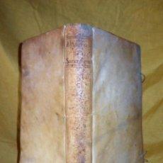 Libros antiguos: RETRATO DEL VERDADERO SACERDOTE - AÑO 1747 - ALAMIN - PERGAMINO IN-FOLIO.. Lote 147733778